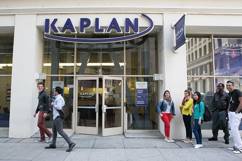 KAPLAN INTERNATIONAL - San Francisco