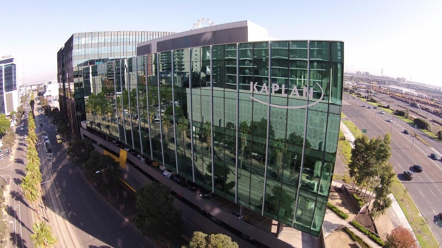 KAPLAN INTERNATIONAL - Melbourne - Dil Okulu