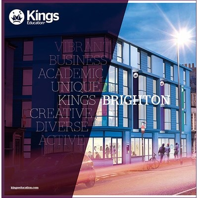 KINGS EDUCATION - Brighton - Dil Okulu