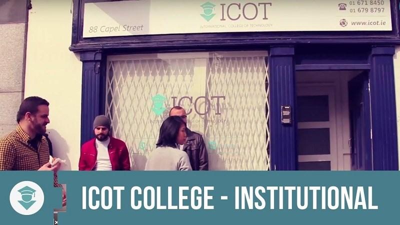 ICOT COLLEGE - Dublin - Dil Okulu