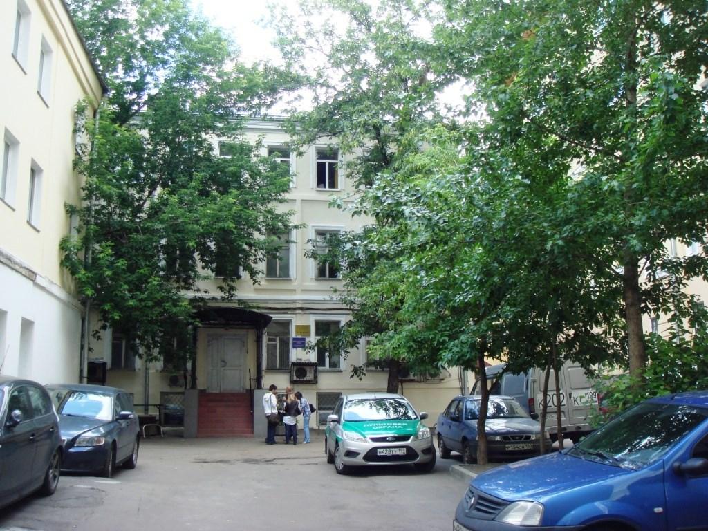 BKC - International House - Moskova